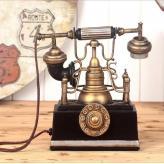 欧式电话机 金属工艺品