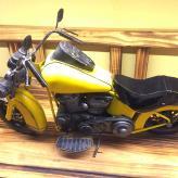 复古摩托汽车 金属工艺品