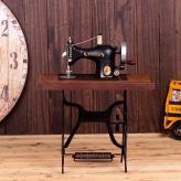 缝纫机模型 金属工艺品