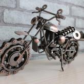 铁皮车摩托车创意礼品 金...