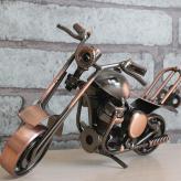 个性摩托车创意小工艺品 ...