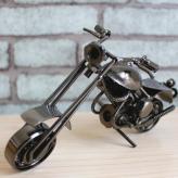 小号铁艺摩托车模型摆件 ...