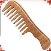 卷发造型宽齿梳子 饰品工...