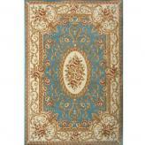 欧式湖蓝优质新品地毯 家...