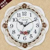 欧式创意挂钟简约时钟钟表...