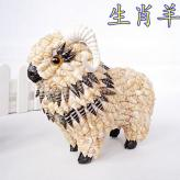 海螺动物十二生肖羊 家居...