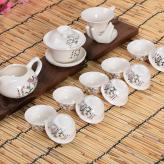 整套陶瓷功夫茶具 茶具工...