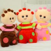 BBC花园宝宝系列毛绒玩...