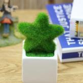 五角星仿真绿植盆栽 植物...