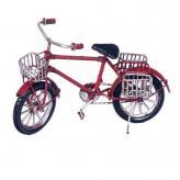 自行车模型 金属工艺品