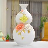 葫芦花瓶 家居装饰工艺品
