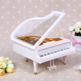 跳舞女孩钢琴音乐盒 家居...