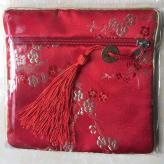 丝绸小荷包 包包工艺品