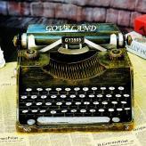 复古老式打字机创意摆件 ...
