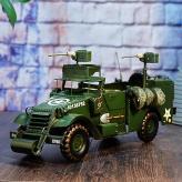 复古军车模型 金属工艺品