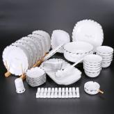 白金花边餐具 餐具工艺品