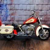 复古创意摆设摩托车模型 ...