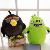 新款3D愤怒的小鸟 布艺...