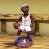 NBA篮球树脂公仔摆件 ...