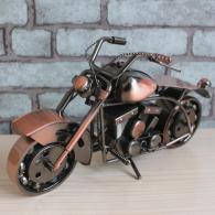 超大号哈雷摩托车模型 金属工艺...