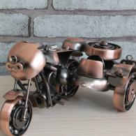 摩托车模型铁艺工艺品 金属工艺...
