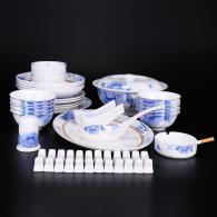特白富贵祥和餐具 餐具工艺品