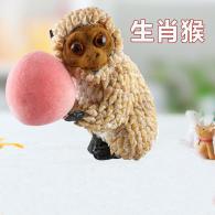 天然贝壳海螺猴子 家居装饰工艺...