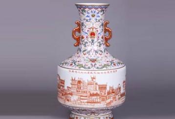 景德镇粉彩瓷器收藏:纹饰绘...