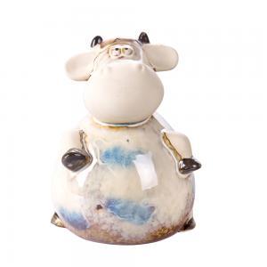 牛牛储蓄罐  陶瓷工...