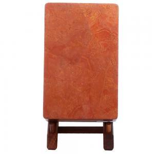 砚砖 红丝砚艺术品