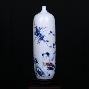 刘凯《童趣》陶瓷 瓷...