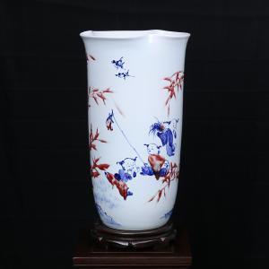 徐国琴《童趣》陶瓷 ...