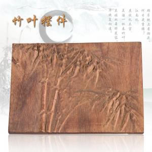 竹叶摆件 根雕艺术品