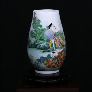 蔡玲玲艺术陶瓷《母子...