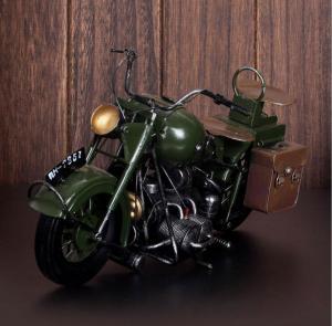 摩托车模型  金属工...