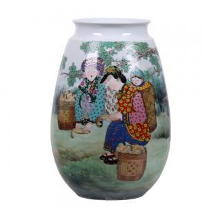 蔡玲玲艺术陶瓷《丰收...