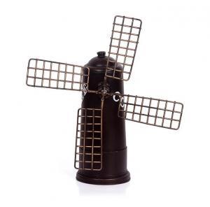 大风车储蓄罐 金属工...