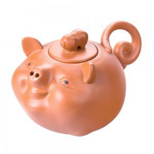 生肖紫砂壶-猪  家...