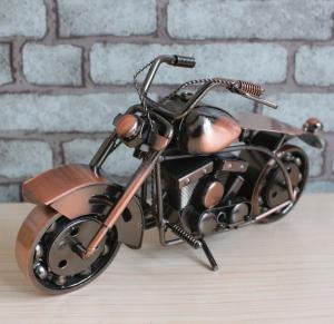 超大号哈雷摩托车模型...
