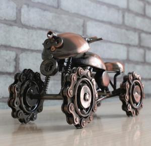 创意礼品沙滩车 金属...