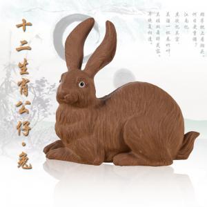 《十二生肖公仔-兔 ...