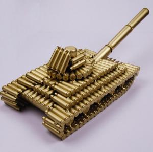 子弹壳工艺品 56大...