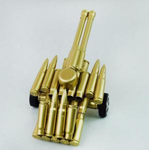 56双炮弹壳模型玩具...