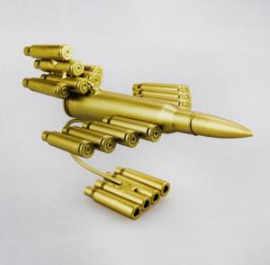 飞机弹壳模型玩具  ...