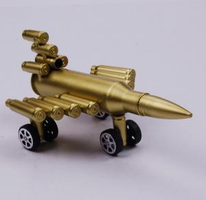 苏25飞机弹壳模型玩...