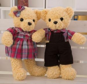 泰迪熊公仔毛绒玩具 ...