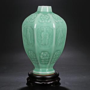 八仙瓶 艺术汇陶瓷