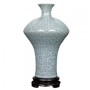 玉俊瓶 艺术汇陶瓷