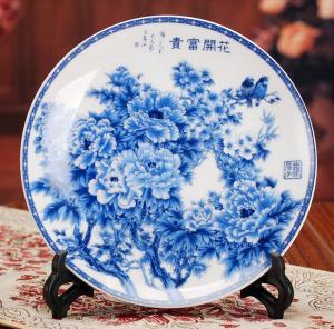陶瓷装饰盘挂盘 陶瓷...