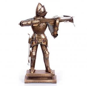 中世纪盔甲武士 金属...